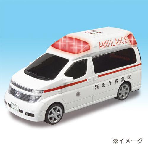 【オンライン限定価格】サウンドシリーズ エルグランド救急車