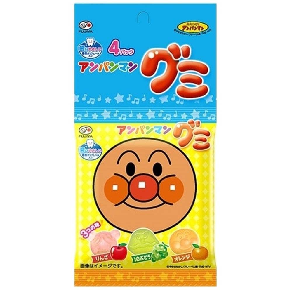 アンパンマン グミ 4連【お菓子】