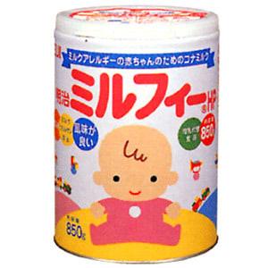 明治ミルフィーHP 850g【粉ミルク】