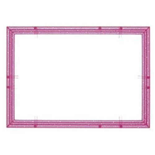 クリスタルパネル 108ピース 18.2x25.7cm(キラピンク)【専用パネル】