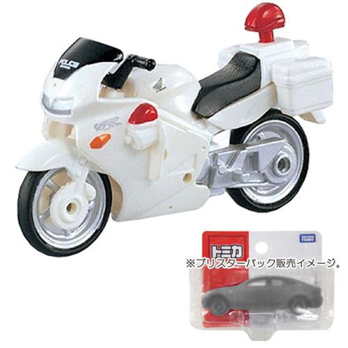 トミカ No.004 ホンダ VFR 白バイ(BP)