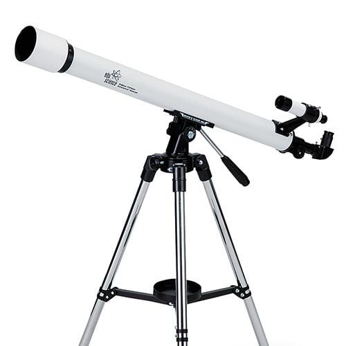 トイザらス エデュサイエンス 216倍60mm 屈折式学習用天体望遠鏡【送料無料】