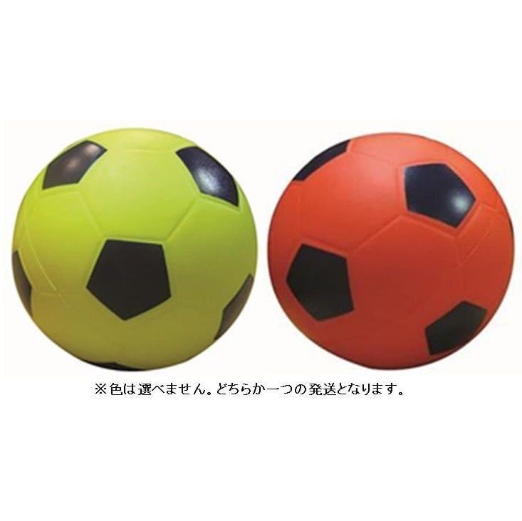 4号 PUサッカーボール(イエロー)