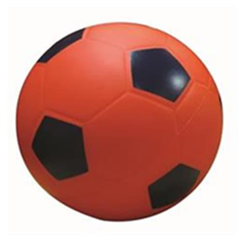 4号 PUサッカーボール(レッド)