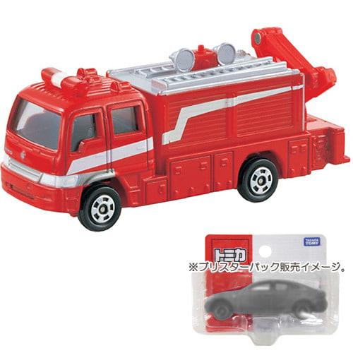 トミカ No.074 災害対策用救助車III型(BP)