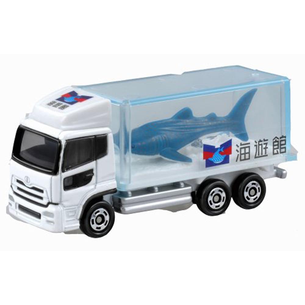 トミカ No.069 水族館トラック サメ(BP)