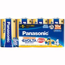 <トイザらス> エボルタ乾電池 単1形 4本パック