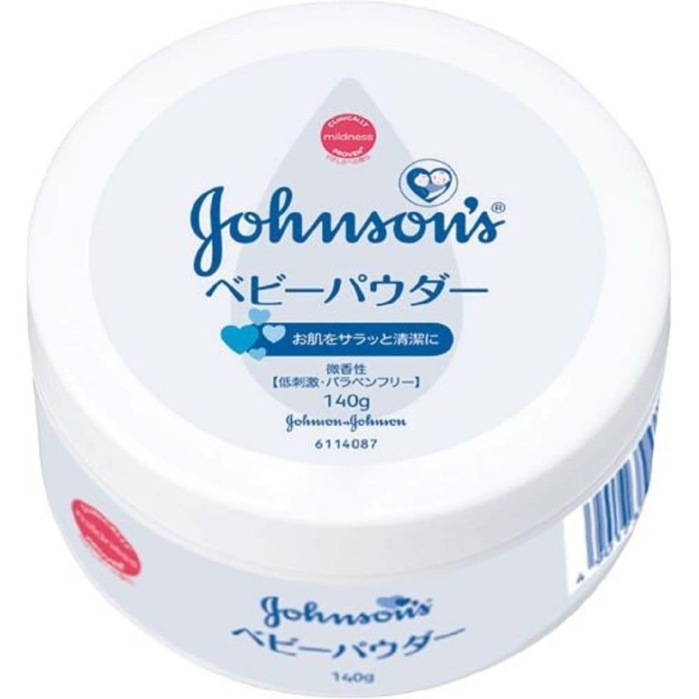 ジョンソン ベビーパウダー プラスチック容器(微香性)