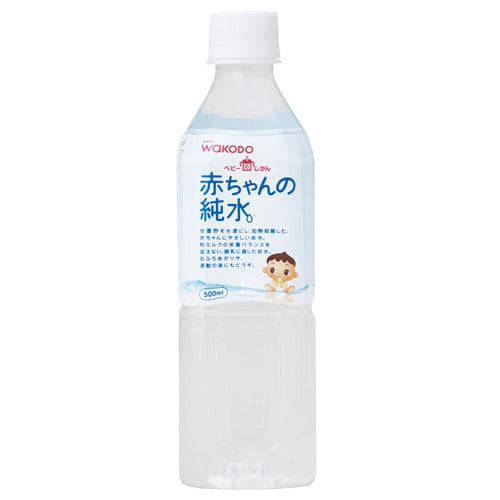 和光堂 赤ちゃんの純水500ml