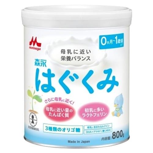 森永 ドライミルク はぐくみ 800g【粉ミルク】