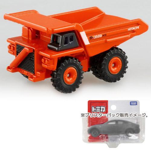 トミカ No.102 日立建機 リジッドダンプトラック EH3500ACII(BP)
