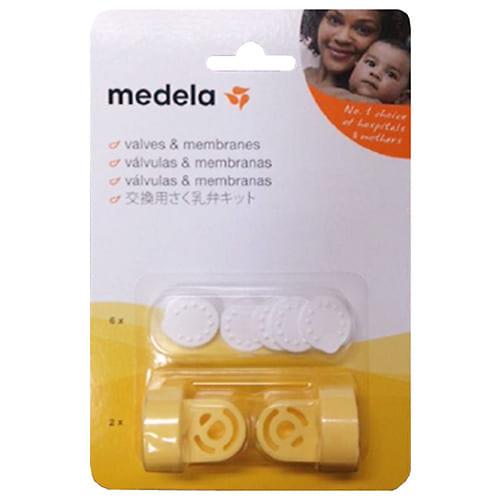 メデラ(medela) 交換用さく乳弁キット