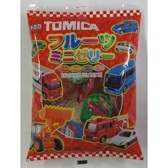 <トイザらス>トミカ フルーツミニゼリー 16g×20個【お菓子】