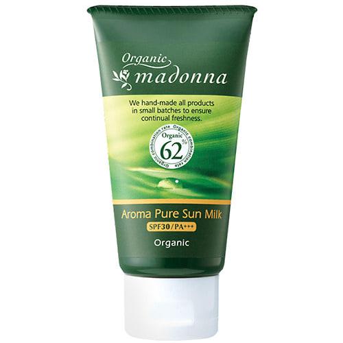 オーガニックマドンナ アロマサンミルク 45g【送料無料】
