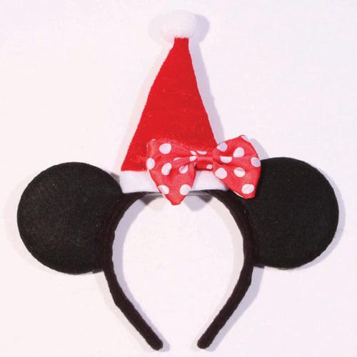 【クリスマス】ディズニー クリスマスカチューシャ ミニー