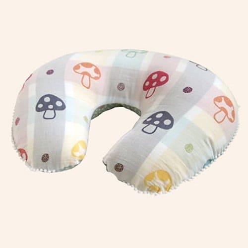 Hoppetta シャンピニオン ママ&ベビークッション【クリアランス】【送料無料】