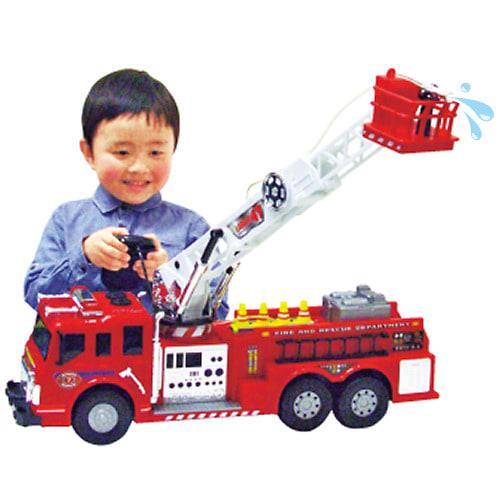トイザらス ファストレーン アメリカン ファイヤー ファイター消防車【送料無料】
