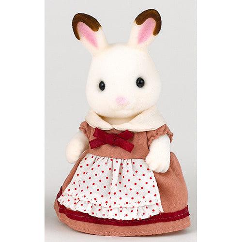 シルバニアファミリー ショコラウサギのお母さん
