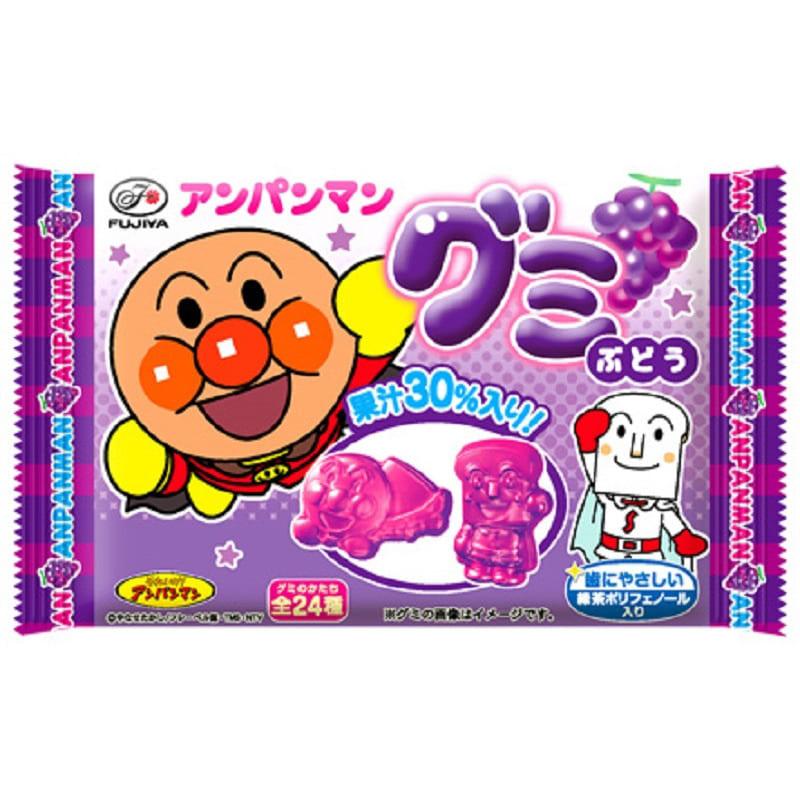 トイザらス・ベビーザらス オンラインストアアンパンマン グミ ぶどう 6粒【お菓子】