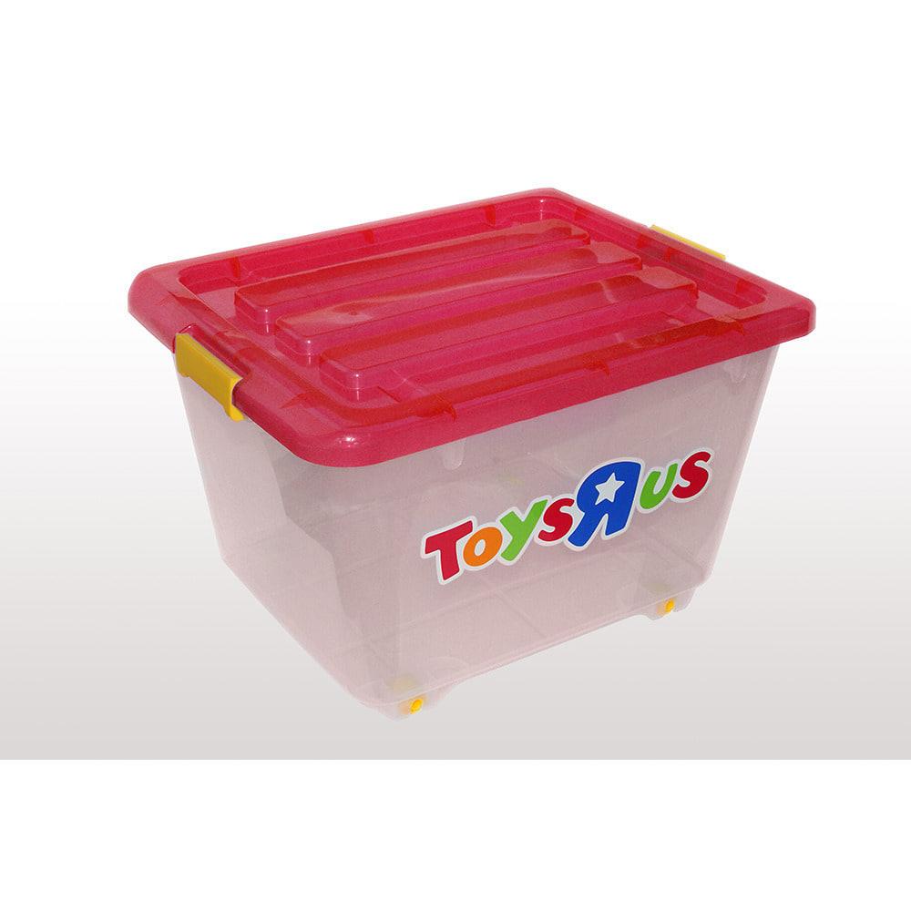 トイザらスおもちゃ箱(レッド)
