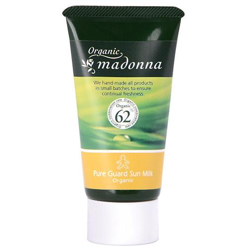 オーガニックマドンナ ピュアガードサンミルク 45g【送料無料】
