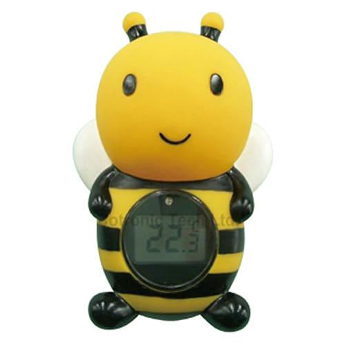 トイザらス・ベビーザらス オンラインストアルーム&バスサーモメーター(デジタル式) ミツバチ