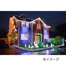 【クリスマス】トイザらス チアー!  LED100球 ストレートライト ICコントローラー付き ミックス球 (室内/屋外用)