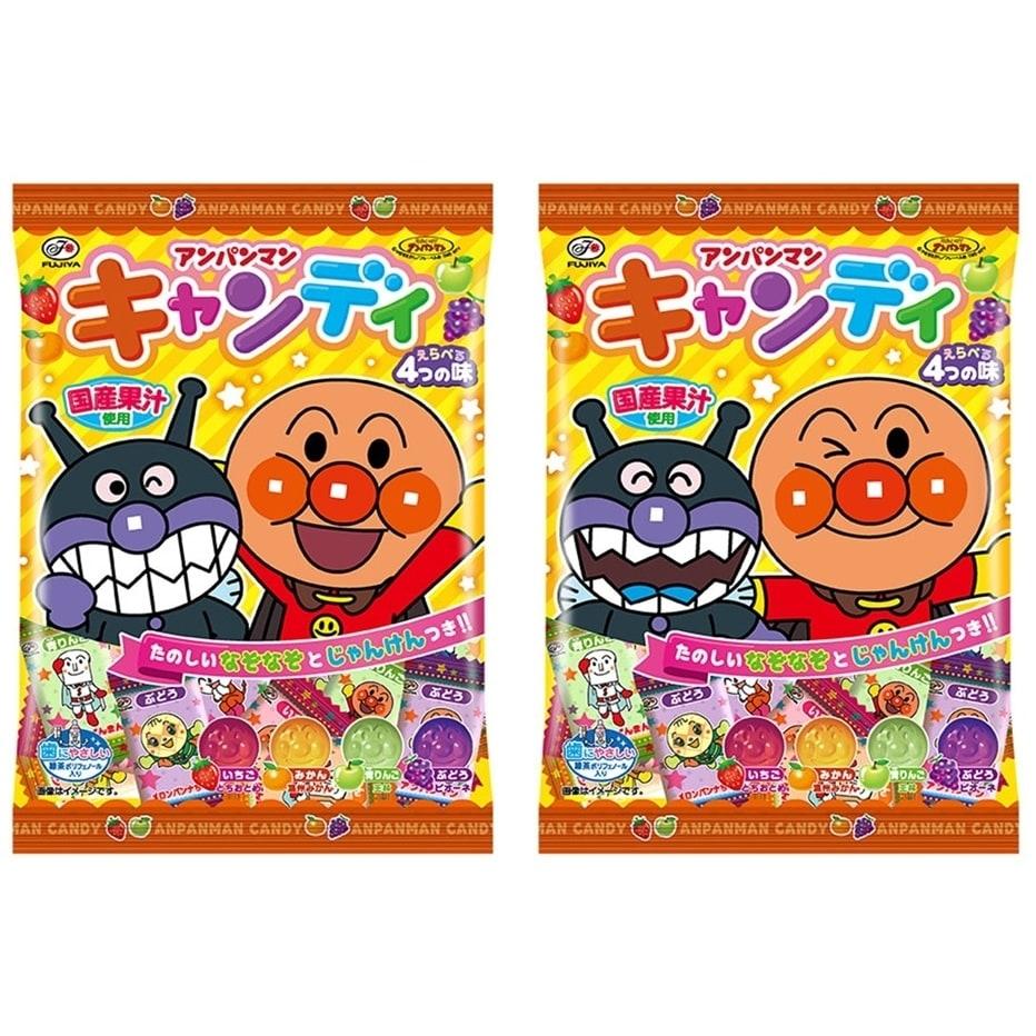 アンパンマン キャンディ 袋 110g【お菓子】