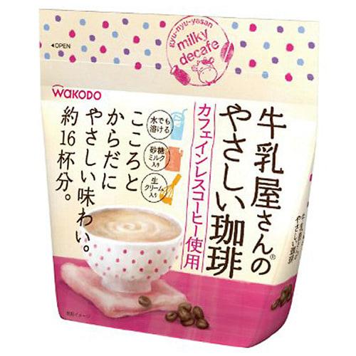和光堂 牛乳屋さんのやさしい珈琲袋 220g袋