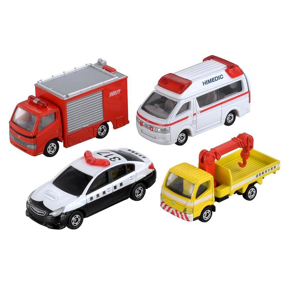Toys R Su : トミカ 緊急車両セット トイザらス