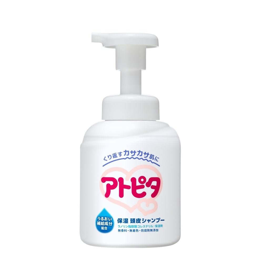 アトピタ 保湿頭皮シャンプー(泡タイプ・本体)