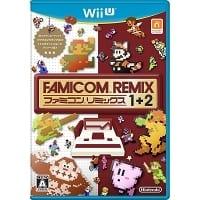 【Wii Uソフト】 ファミコンリミックス1+2