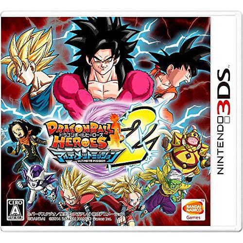 【3DSソフト】ドラゴンボールヒーローズ アルティメットミッション2