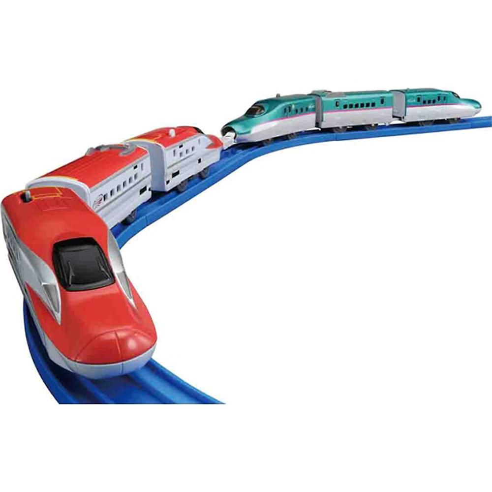 【オンライン限定価格】プラレール E5系新幹線&E6系新幹線連結セット