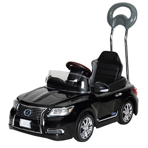 押手付ペダルカー ニューレクサスLS600hL【オンライン限定】【送料無料】