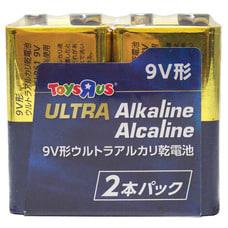 <トイザらス> トイザらスオリジナル アルカリ乾電池 9V形