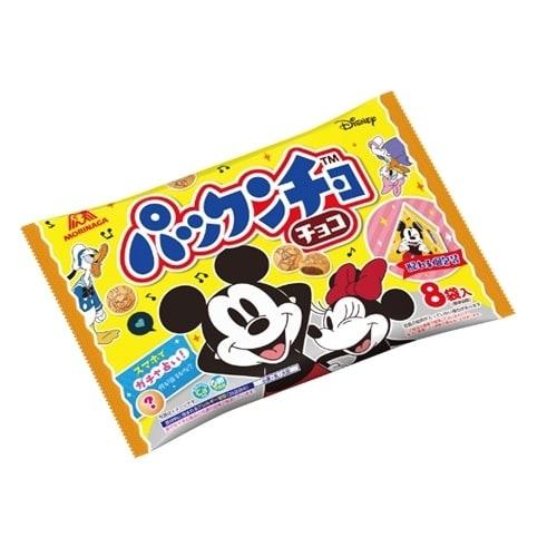 ディズニー パックンチョ チョコプチパック 8袋【お菓子】 | トイザらス