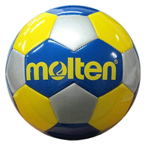 モルテン サッカーボール 3号(イエロー/ブルー)