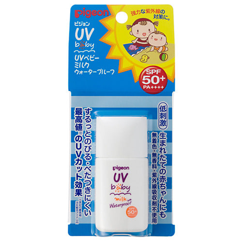 UVベビーミルク ウォータープルーフ SPF50+ PA++++(20g)