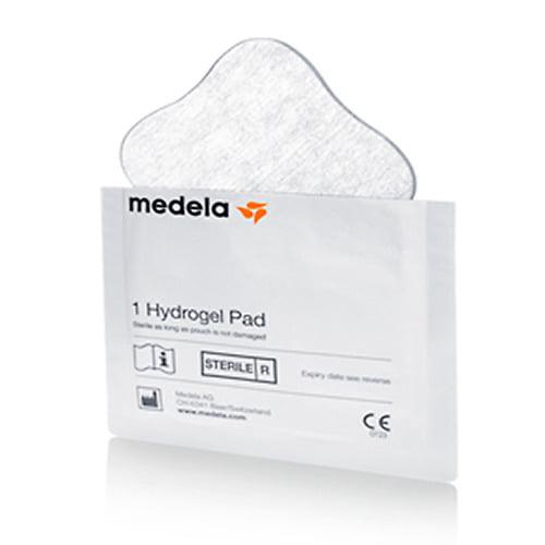メデラ(medela) ハイドロジェルパッド 4枚入り【オンライン限定】
