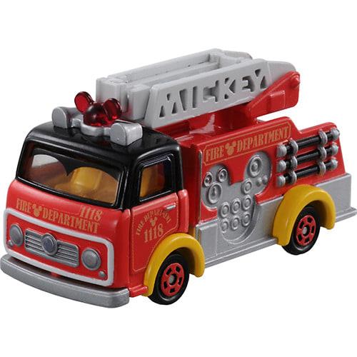トミカ ディズニーモータース DM-17 キャスパルズ ファイヤートラック ミッキーマウス
