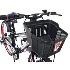 24インチ 子供用自転車 CTBゴスフォード(ブラック/レッド)【男の子向け】【オンライン限定】