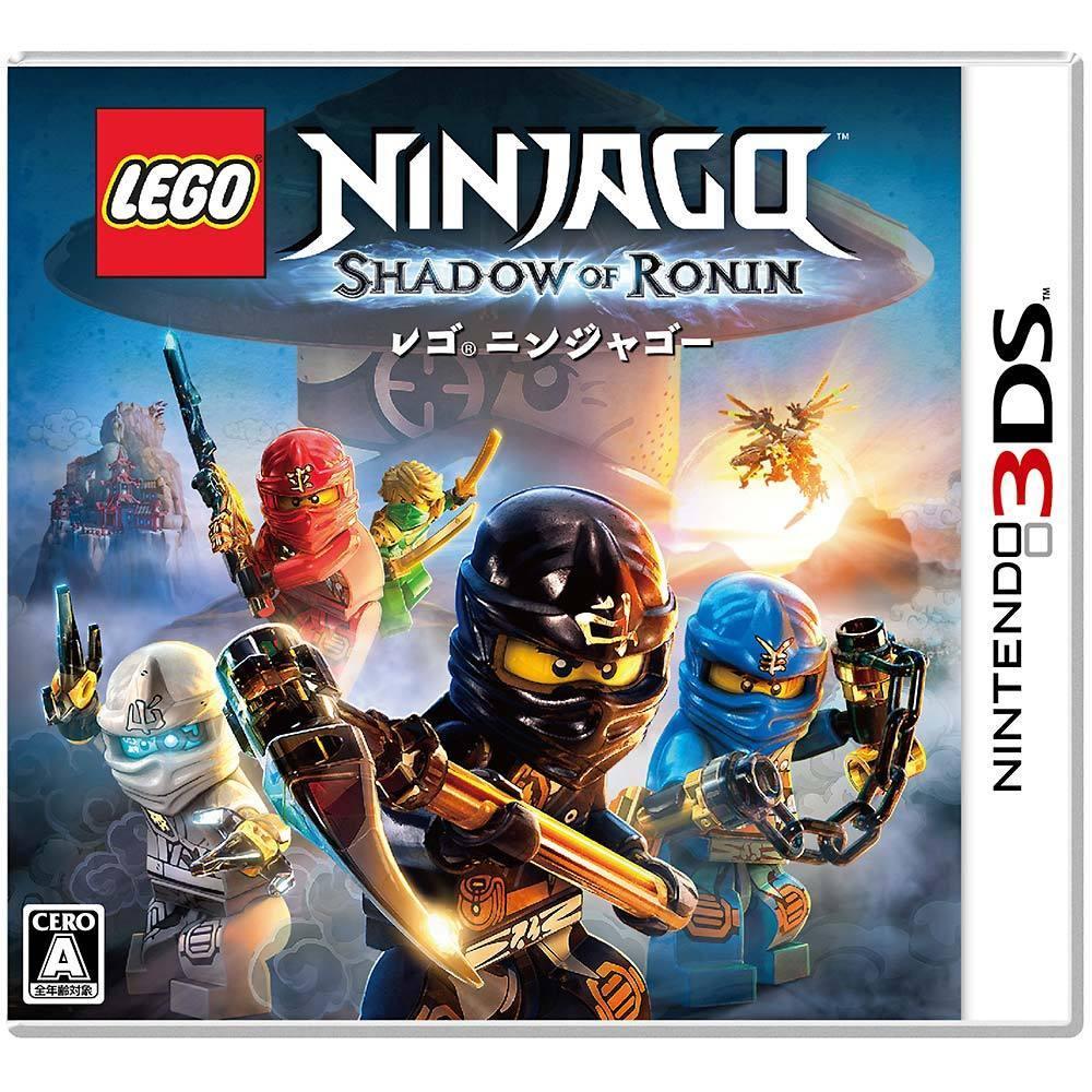 【3DSソフト】LEGO (R) ニンジャゴー ローニンの影