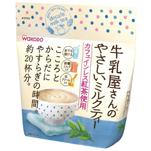 和光堂 牛乳屋さんのやさしいミルクティー 240g袋
