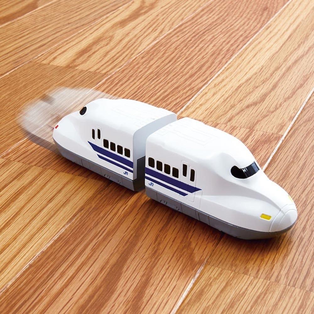 水陸両用トレイン N700系新幹線