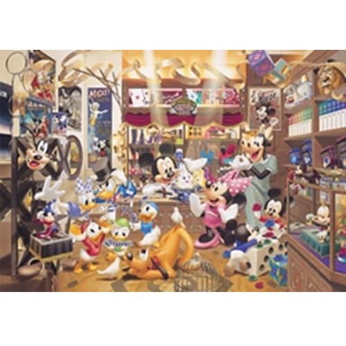 ディズニー世界最小1000ピース ジグソウパズル「マジックショップ」