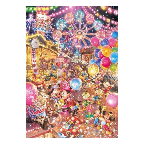 ディズニー 108ピース ジグソーパズル 「トワイライトパーク」【ディズニーパズル】