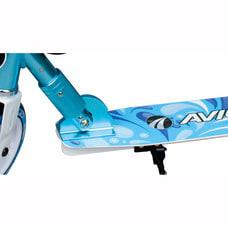 トイザらス AVIGO 145mm ビッグウィール スクーター(ブルー)