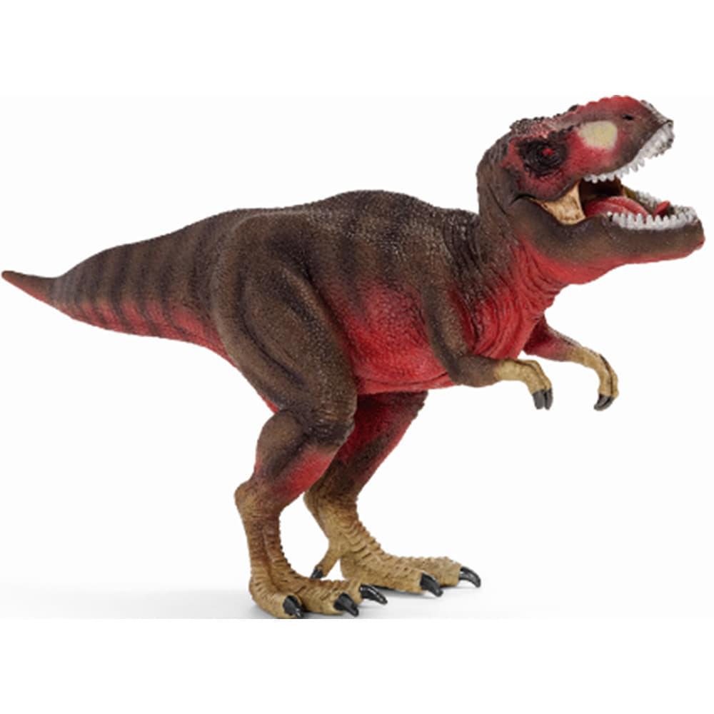 Schleich シュライヒ ティラノサウルス・レックス(レッド)72068【送料無料】
