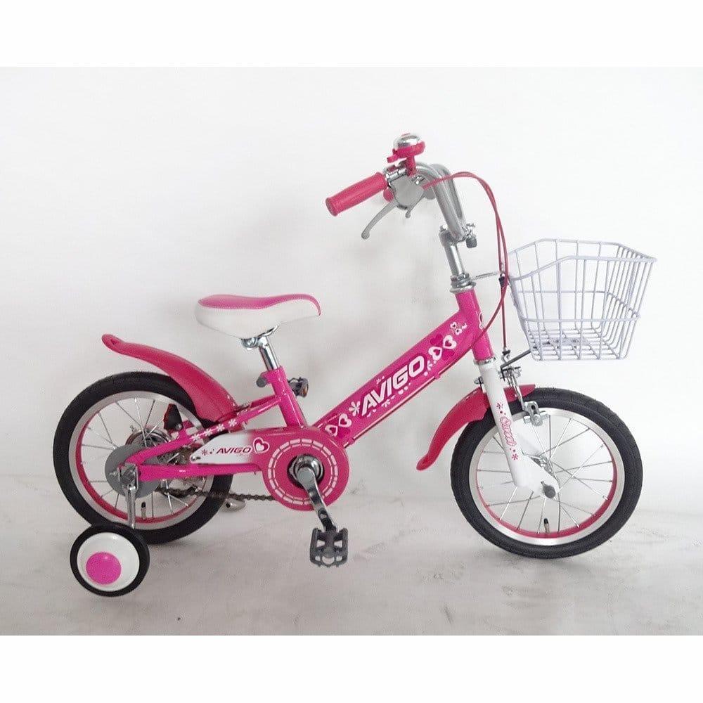 トイザらス AVIGO 14インチ 子供用自転車 アルバニー 【女の子向け】【送料無料】